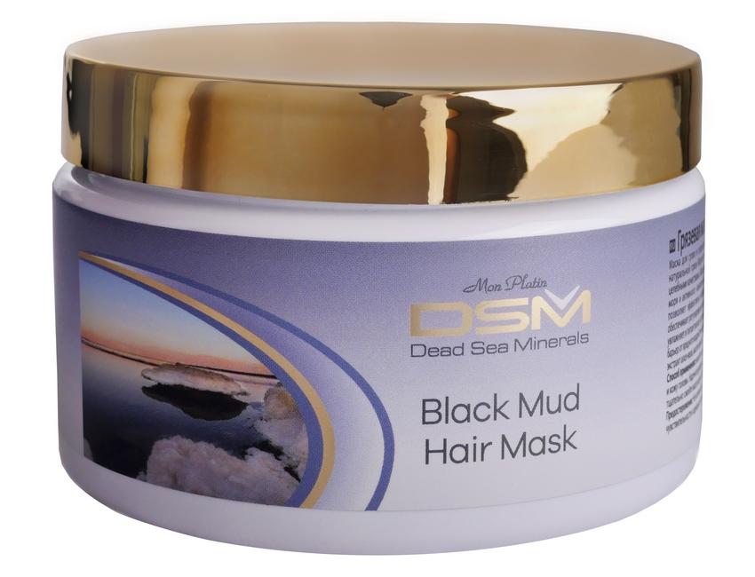 Грязевая маска для волос и кожи головы