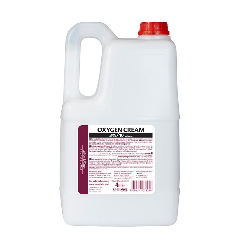 Крем-окислитель 3%