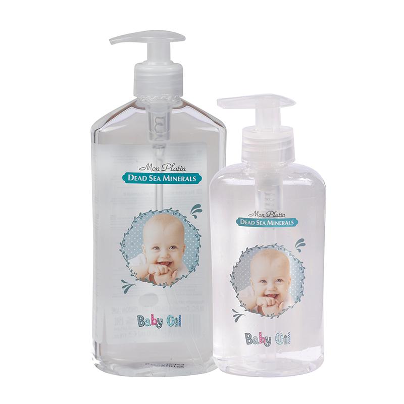 Нежное масло для младенцев