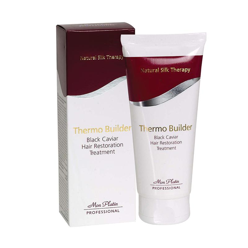 Термо Билдер средство для восстановительного ухода за волосами с добавкой черной икры